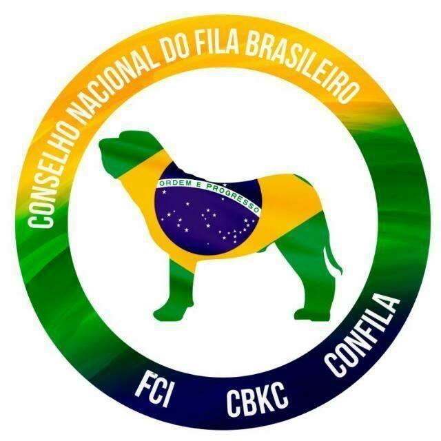 Conselhos de Raças da CBKC: Confederação Brasileira do Fila Brasileiro - CONFILA