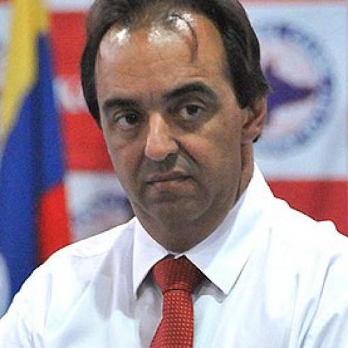 Membros do Conselho CBKC: Celso Roberto Machado Pinto