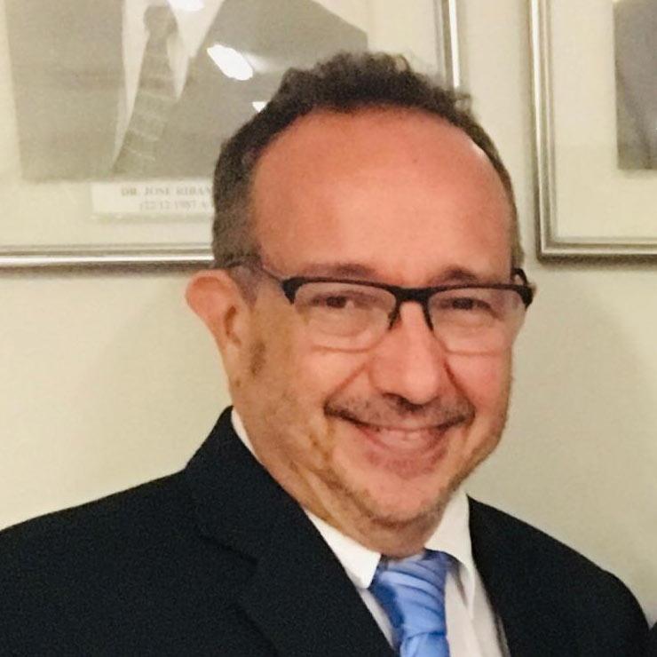Membros do Conselho CBKC: Pedro Armando Ramos Lang