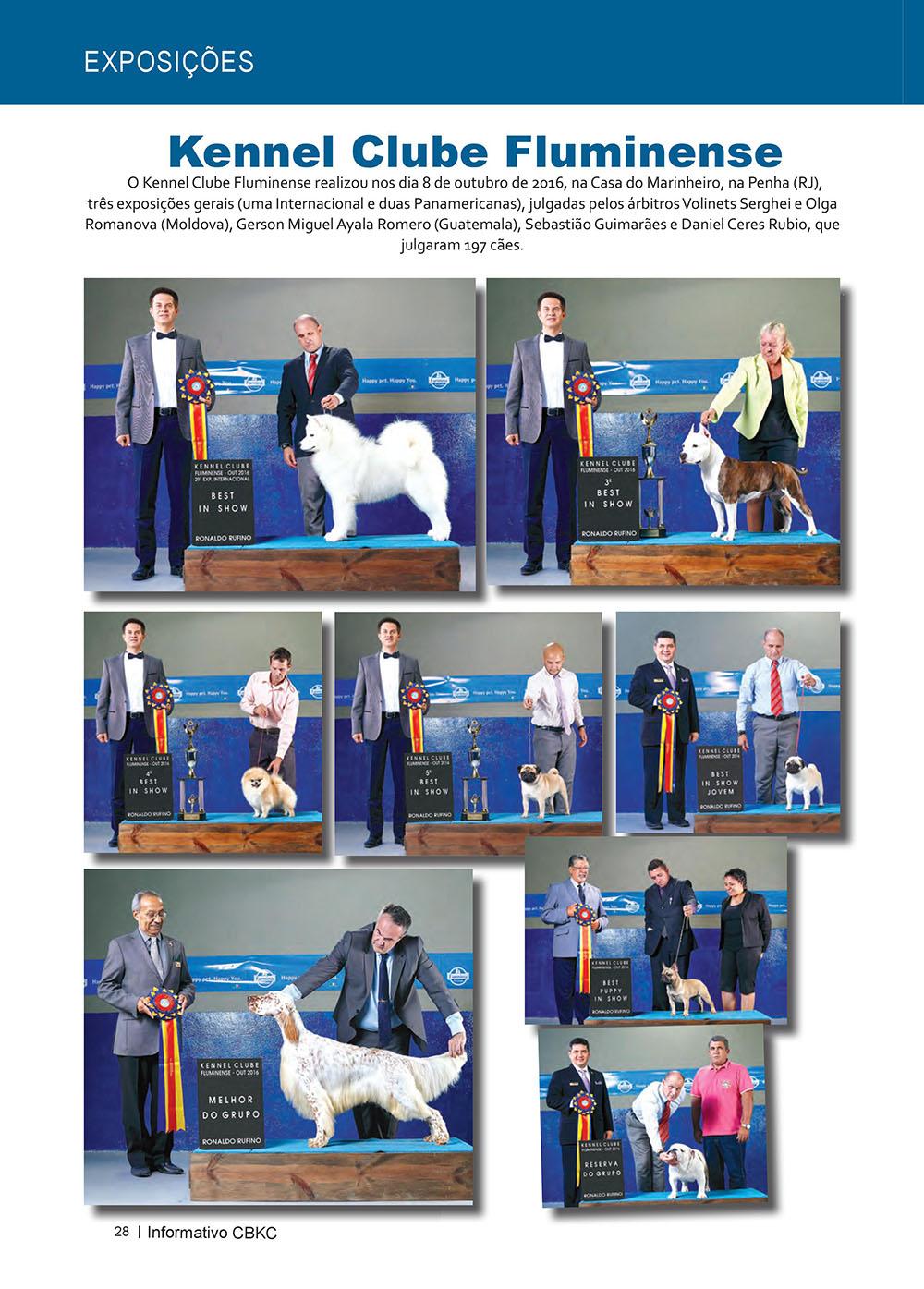 Pagina 28  Edição 53 do Informativo CBKC