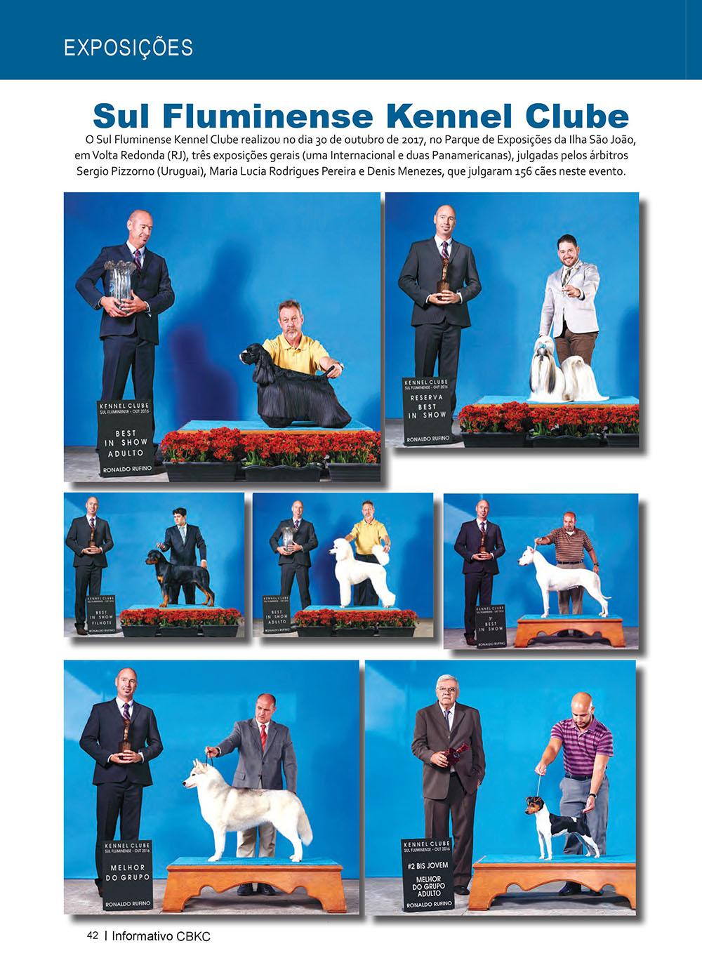 Pagina 42  Edição 53 do Informativo CBKC