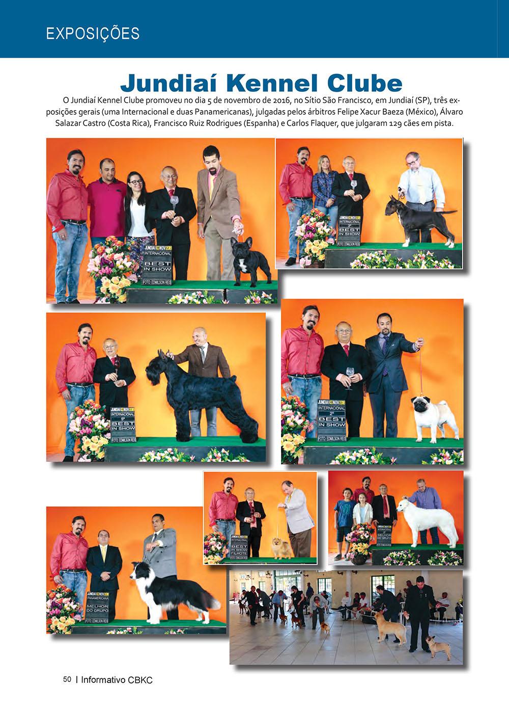Pagina 50  Edição 53 do Informativo CBKC