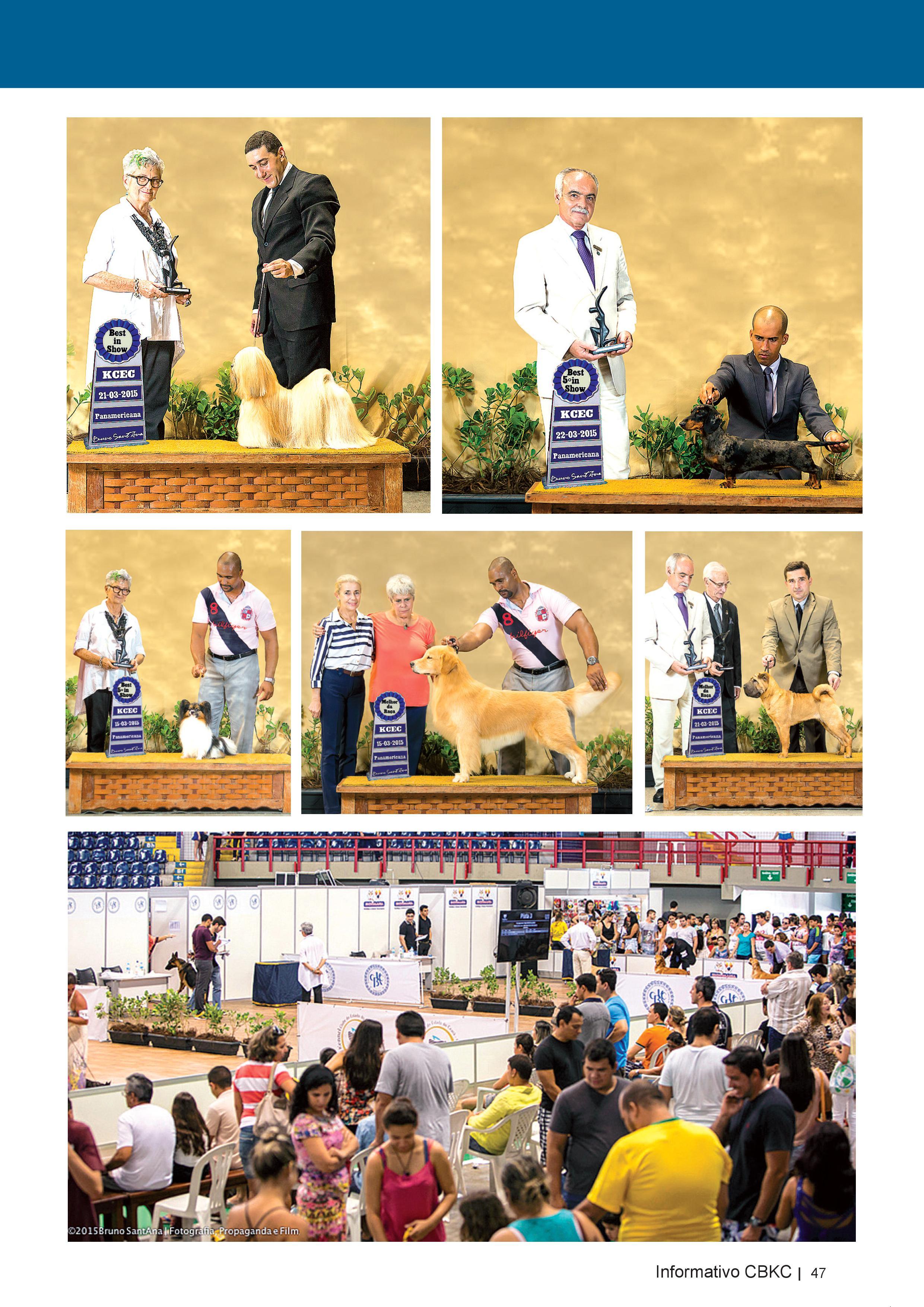 Pagina 47| Edição 50 do Informativo CBKC