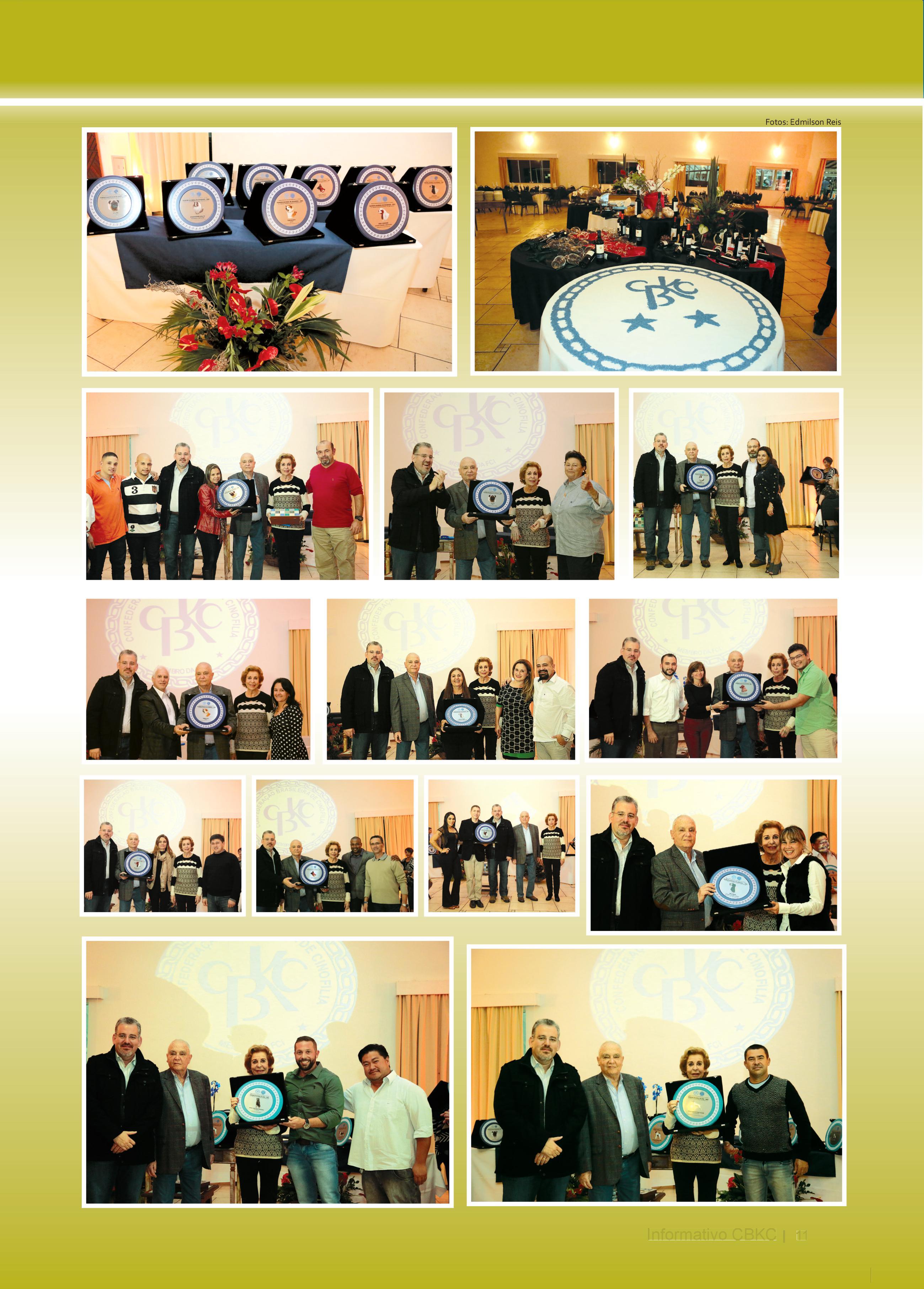 Pagina 11| Edição 52 do Informativo CBKC
