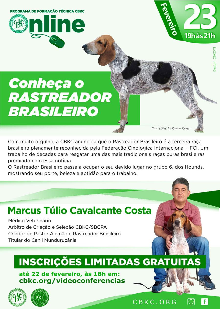 Imagem Videoconferências CBKC: Conheça o Rastreador Brasileiro
