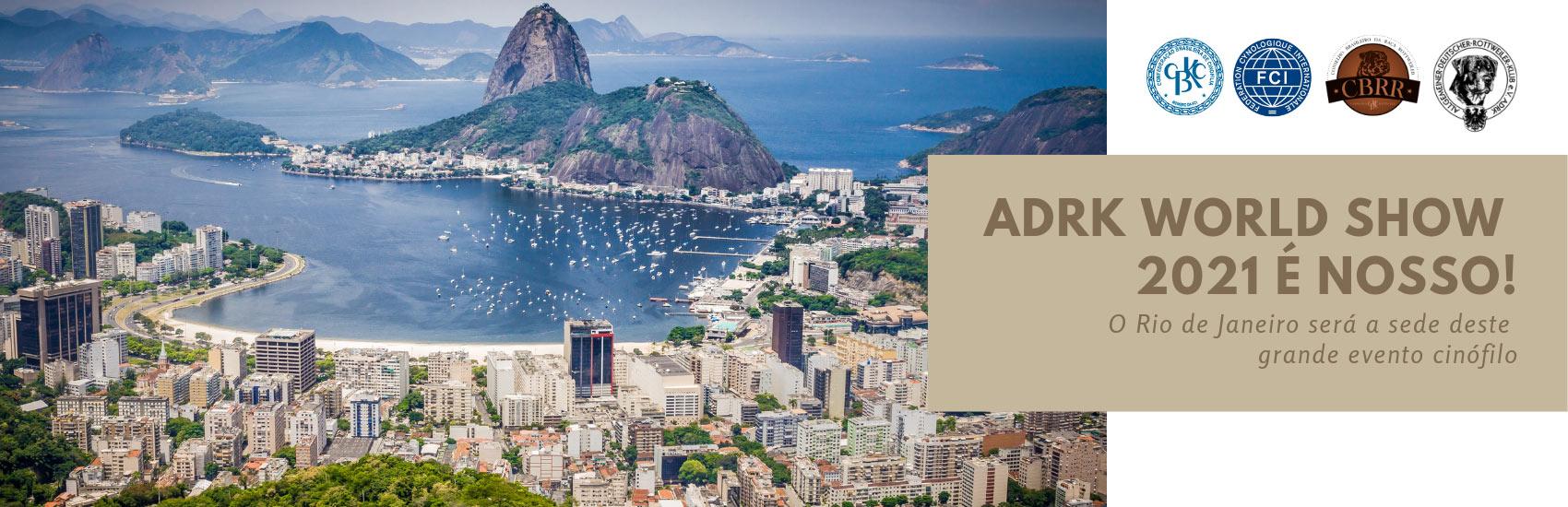 Evento ADRK será no Rio de Janeiro