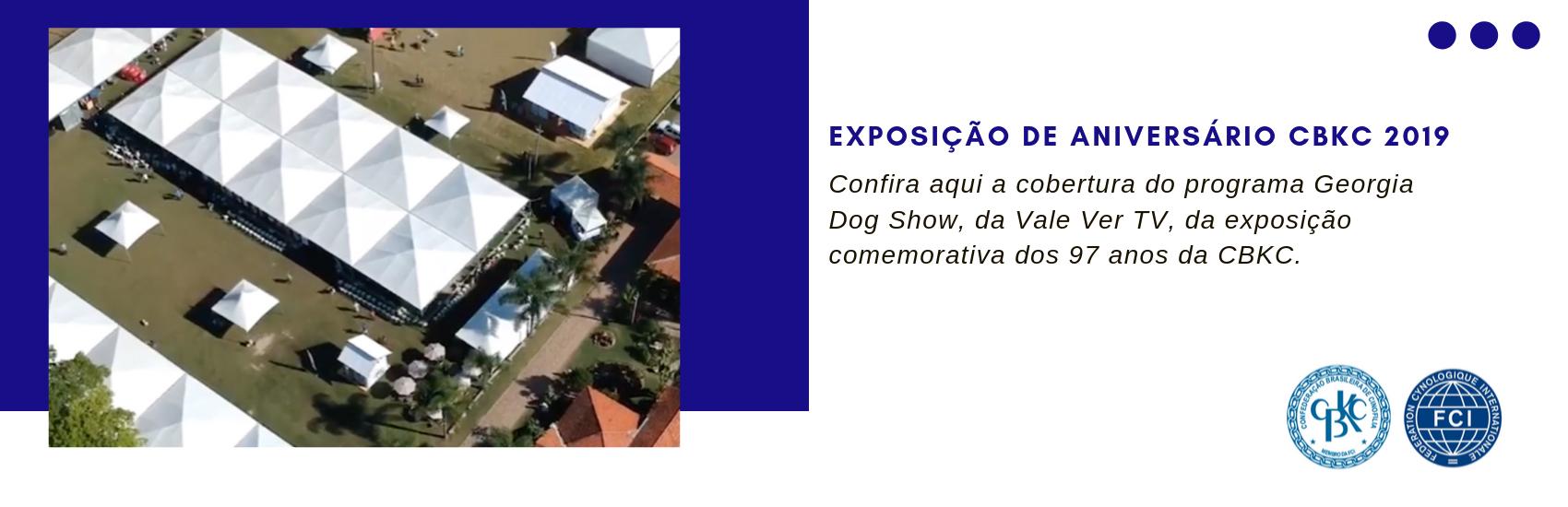 CBKC - Expo CBKC 97 Anos.