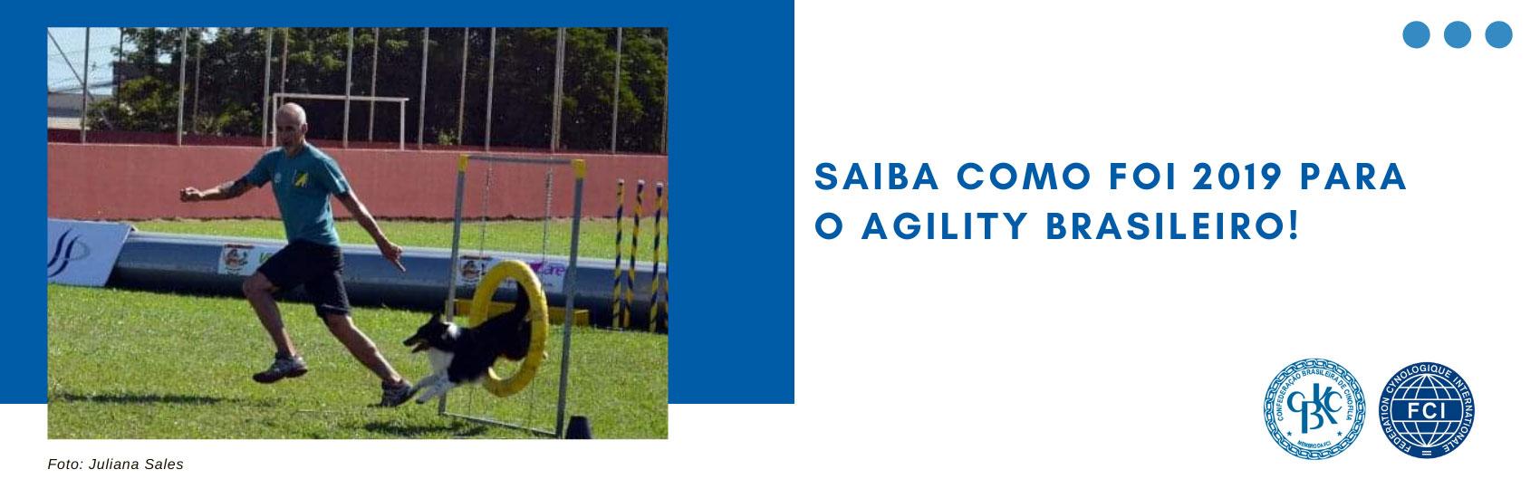 CBKC - Agility no Brasil em 2019.