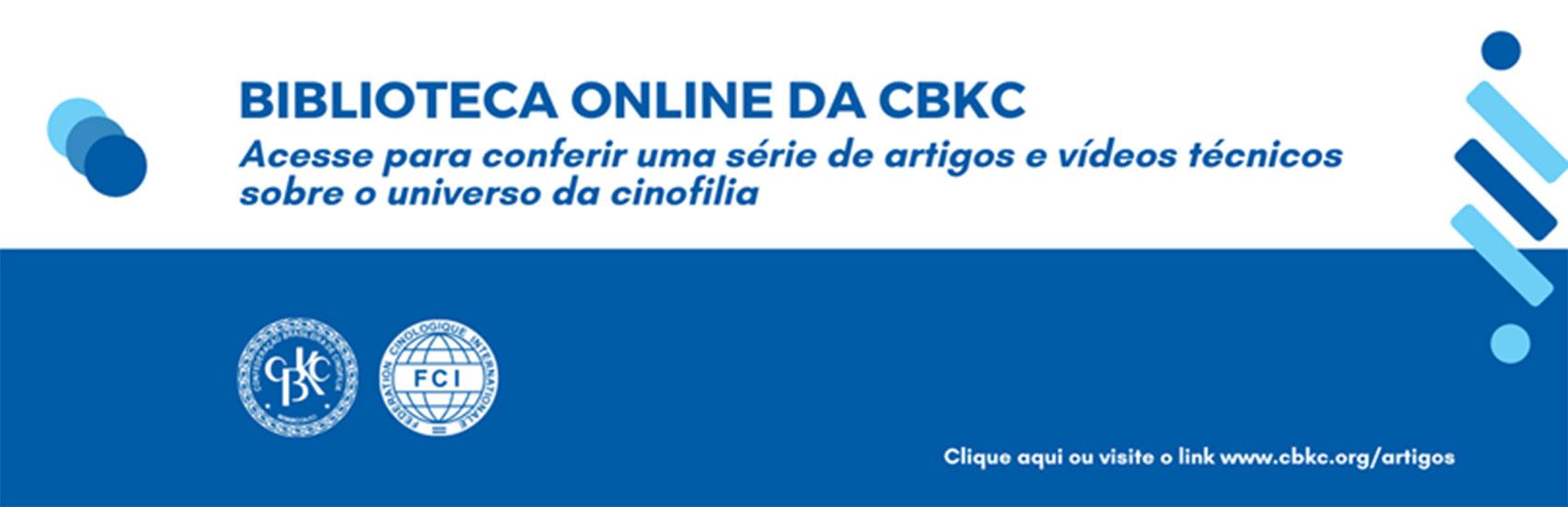 CBKC - Biblioteca de Artigos Técnicos CBKC