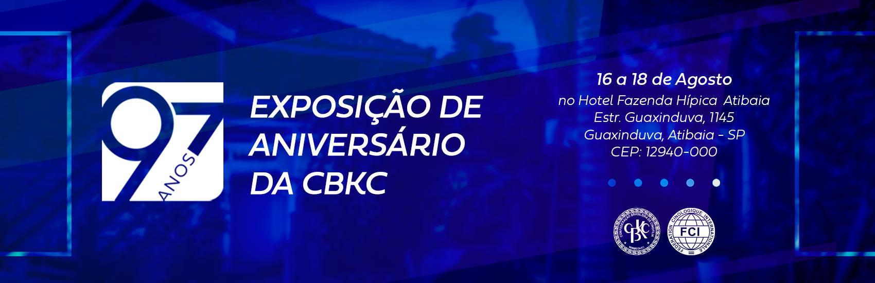 CBKC - Expo CBKC 2019.