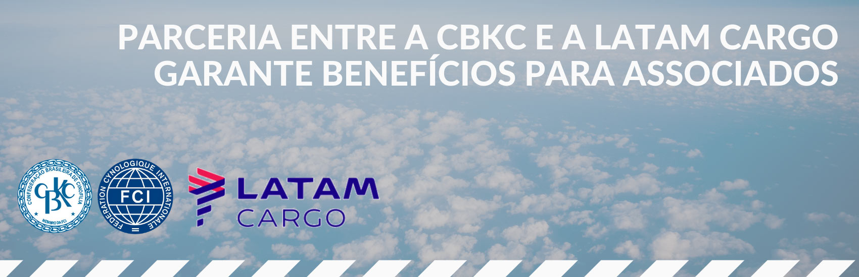 Parceria CBKC LATAM 2019