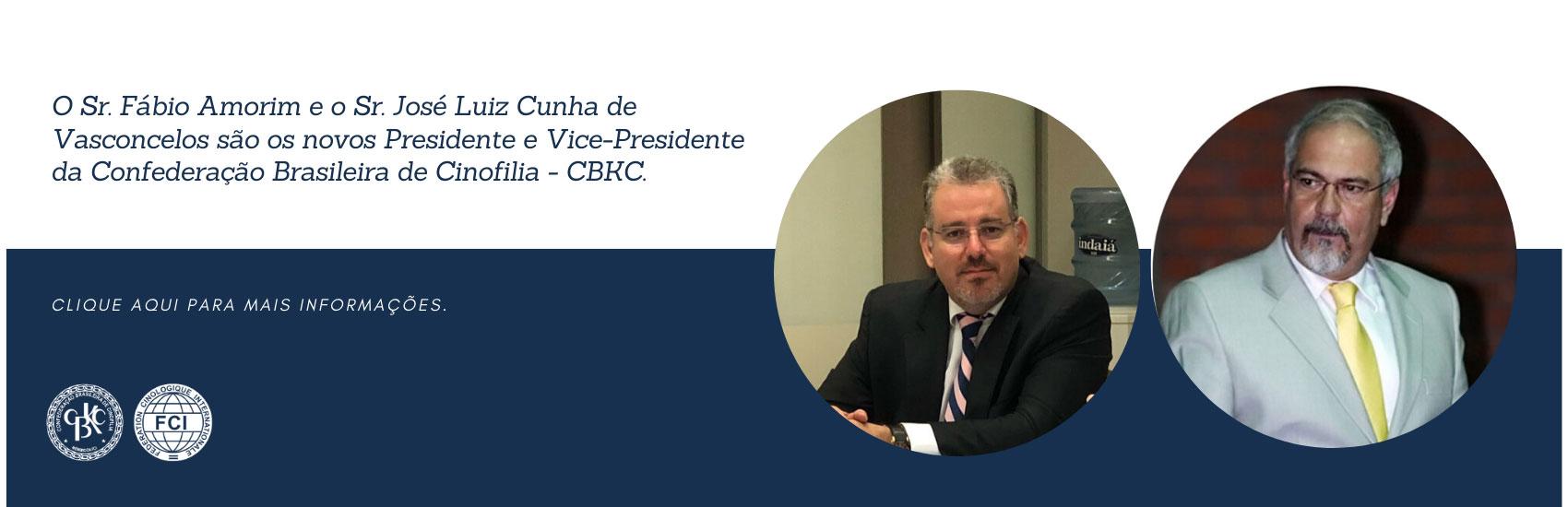 CBKC - Nova Presidencia CBKC