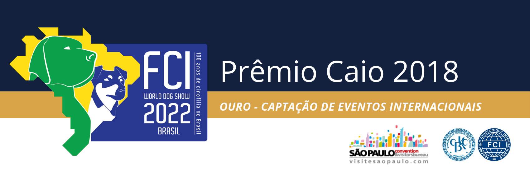 Premio Caio da CBKC