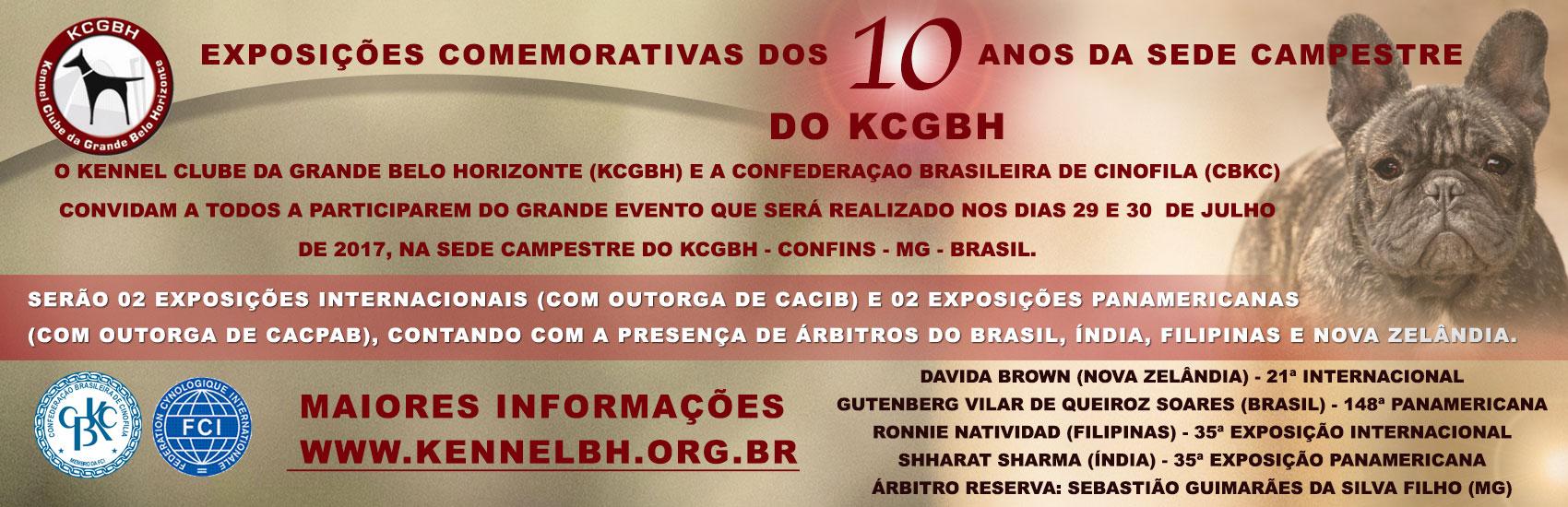 Exposição Kennel Clube da Grande Belo Horizonte