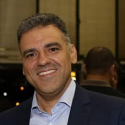 Membros do Conselho CBKC: Marcos Moreira Amorim